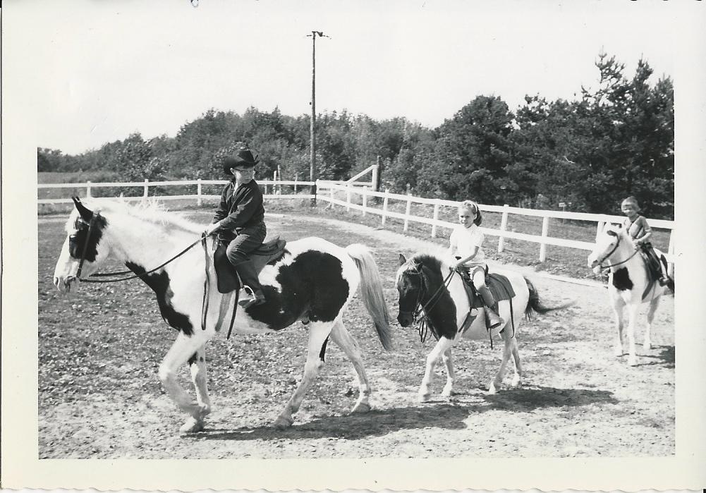 1965 - age 7