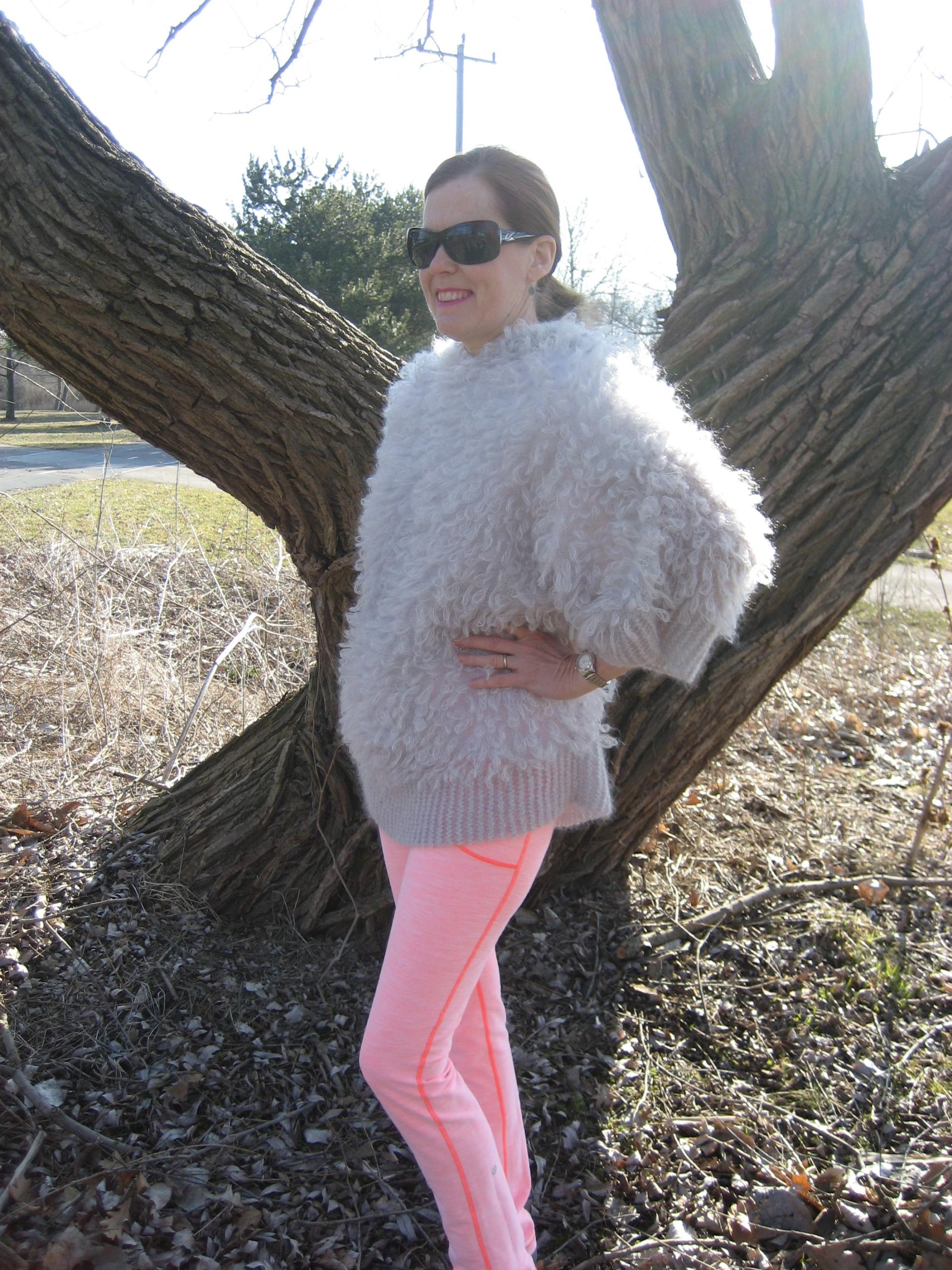 hoodie glam