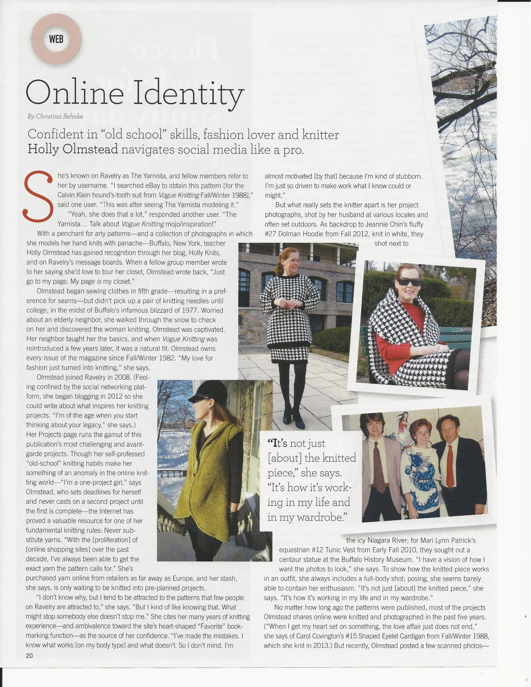 VK Article page 1