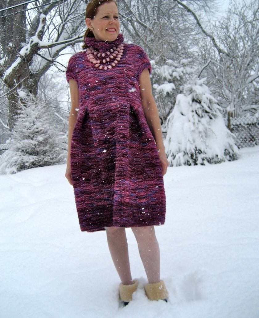 tapestry dress