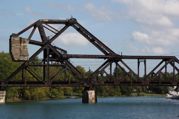 Erie Canal Draw Bridge