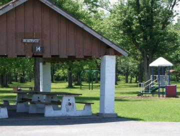Ellicott Creek Park Shelter