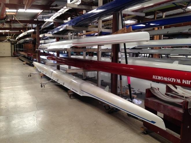 West Side Rowing Club Boathouse