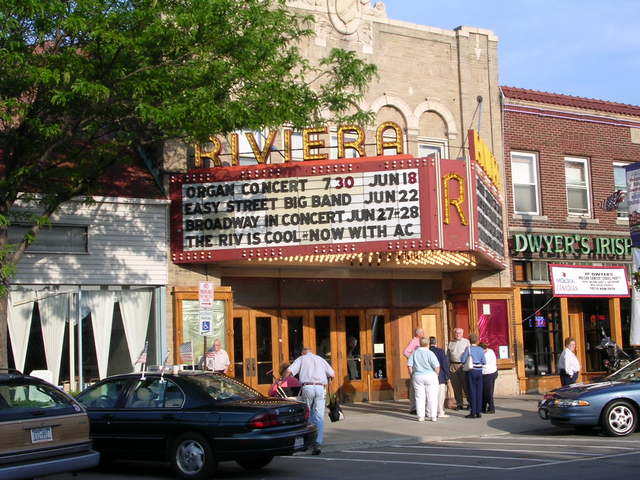 Rivera Theater, North Tonawanda