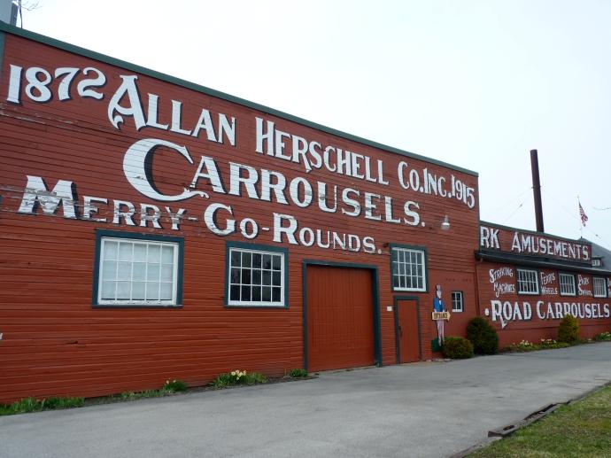 Allan Herschell Carrousel Museum