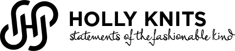 Holly Knits Banner